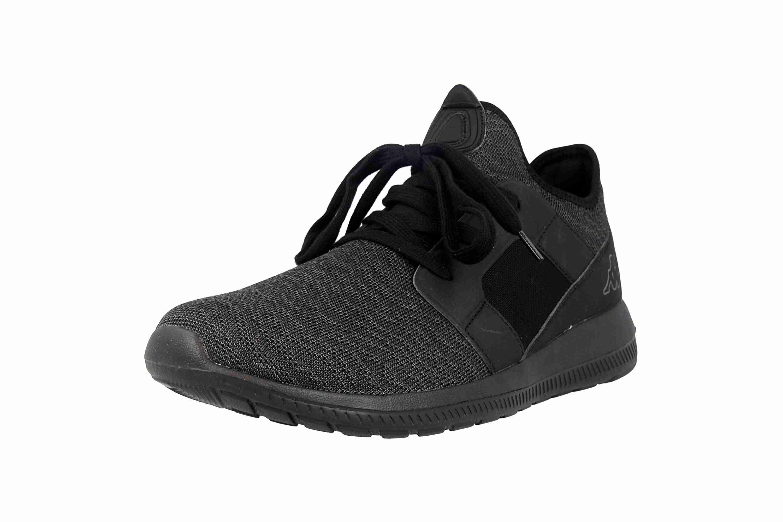 Kappa AMUN II Sneaker in Übergrößen Schwarz 242480 1111 große Herrenschuhe – Bild 6