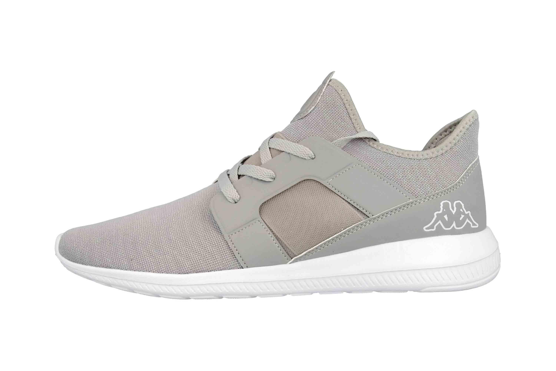 Kappa AMUN II Sneaker in Übergrößen Grau 242480 1410 große Herrenschuhe – Bild 1