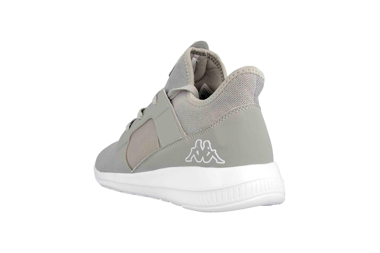 Kappa AMUN II Sneaker in Übergrößen Grau 242480 1410 große Herrenschuhe – Bild 2