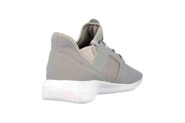 Kappa AMUN II Sneaker in Übergrößen Grau 242480 1410 große Herrenschuhe – Bild 3