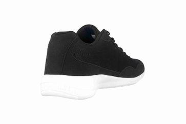Kappa FOLLOW Sneaker in Übergrößen Schwarz 242495 1110 große Herrenschuhe – Bild 3