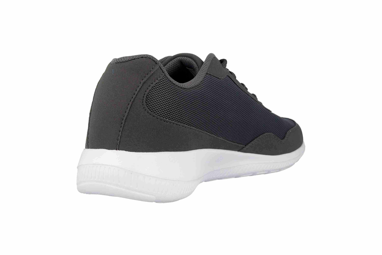 Kappa FOLLOW Sneaker in Übergrößen Grau 242495 1310 große Herrenschuhe – Bild 3