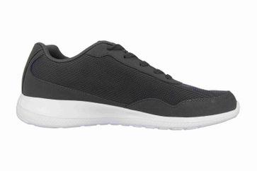 Kappa FOLLOW Sneaker in Übergrößen Grau 242495 1310 große Herrenschuhe – Bild 4