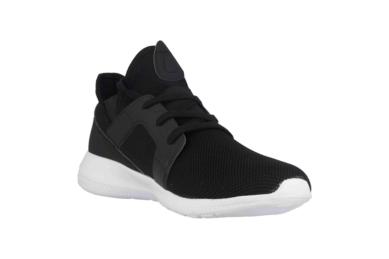 Kappa AMUN II KNT Sneaker in Übergrößen Schwarz 242709 1110 große Herrenschuhe – Bild 5