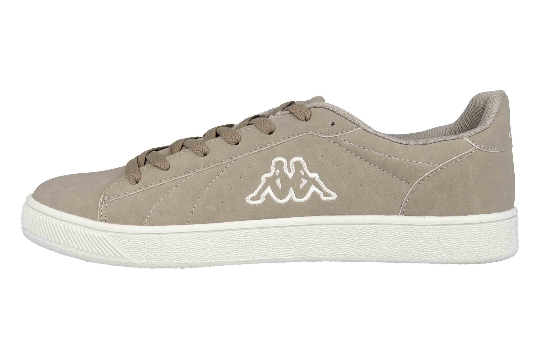 Kappa MESETA Sneaker in Übergrößen Grau 242515 1410 große Damenschuhe – Bild 1