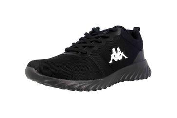 Kappa CES Sneaker in Übergrößen Schwarz 242685 1111 große Damenschuhe – Bild 6