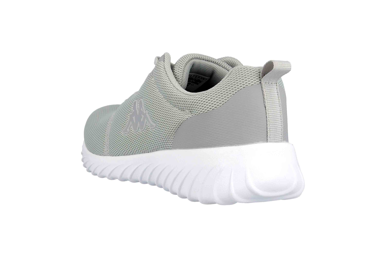 Kappa CES Sneaker in Übergrößen Grau 242685 1410 große Damenschuhe – Bild 2