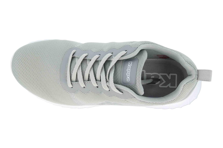 Kappa CES Sneaker in Übergrößen Grau 242685 1410 große Damenschuhe – Bild 7