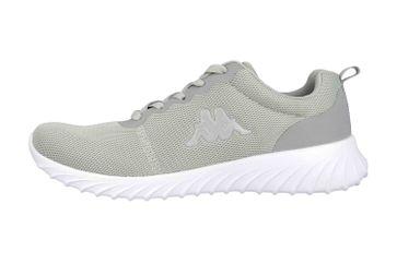 Kappa CES Sneaker in Übergrößen Grau 242685 1410 große Damenschuhe – Bild 1
