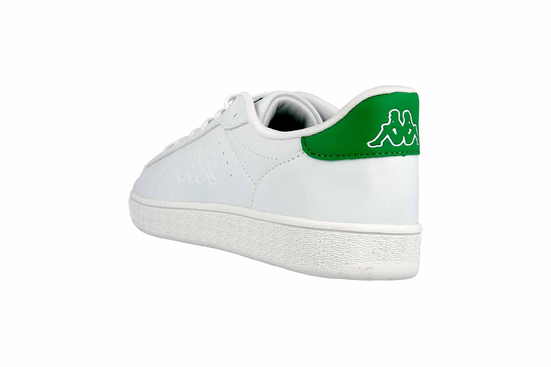 Kappa MESETA MF Sneaker in Übergrößen Weiß 242719 1030 große Damenschuhe – Bild 2