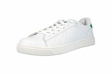 Kappa MESETA MF Sneaker in Übergrößen Weiß 242719 1030 große Damenschuhe – Bild 6