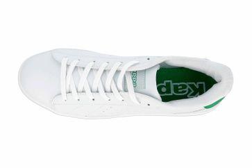 Kappa MESETA MF Sneaker in Übergrößen Weiß 242719 1030 große Damenschuhe – Bild 7