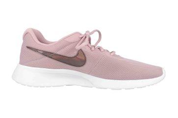 Nike Tanjun Sneakers in Übergrößen Rosa 812655 503 große Damenschuhe – Bild 4
