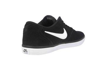 Nike SB Check Solar Sneakers in Übergrößen Schwarz 843895 001 große Herrenschuhe – Bild 3