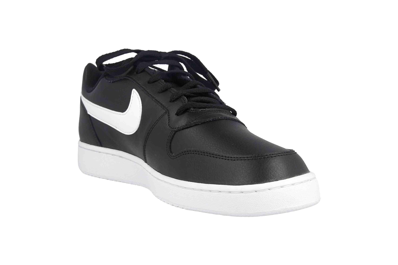 Nike Ebernon Low Sneaker in Übergrößen Schwarz AQ1775 002 große Herrenschuhe – Bild 5