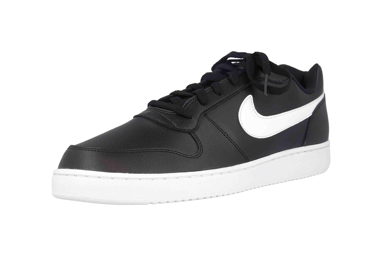 Nike Ebernon Low Sneaker in Übergrößen Schwarz AQ1775 002 große Herrenschuhe – Bild 6