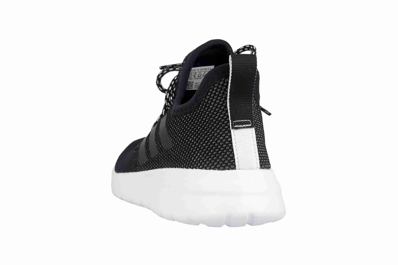 Adidas Lite Racer RBN Sneaker in Übergrößen Schwarz F36654 große Damenschuhe – Bild 2