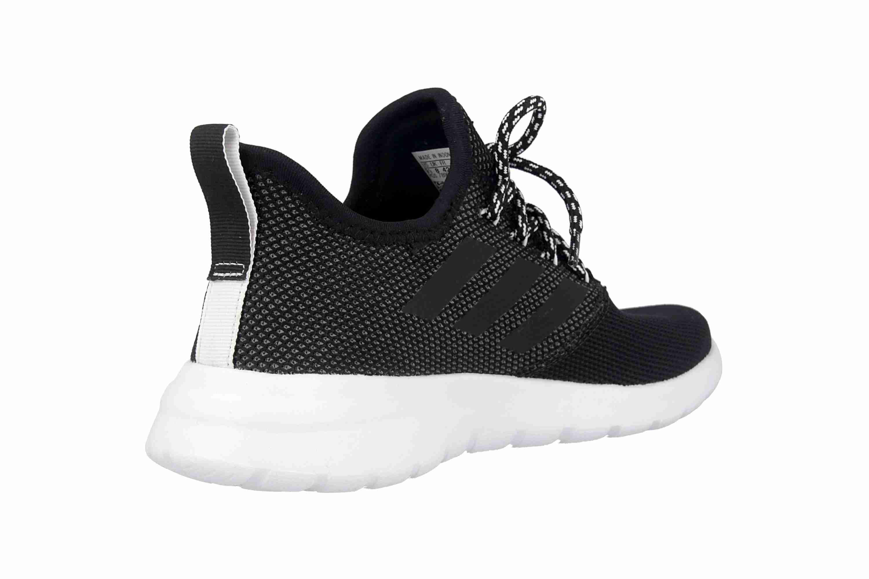 Adidas Lite Racer RBN Sneaker in Übergrößen Schwarz F36654 große Damenschuhe – Bild 3