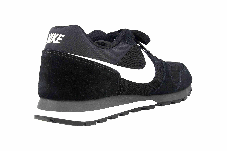 Nike Runner 2 Sneaker in Übergrößen Schwarz 749794 010 große Herrenschuhe – Bild 3