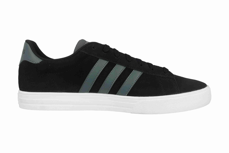 Adidas Daily 2.0 Sneaker in Übergrößen Schwarz F34575 große Herrenschuhe – Bild 4