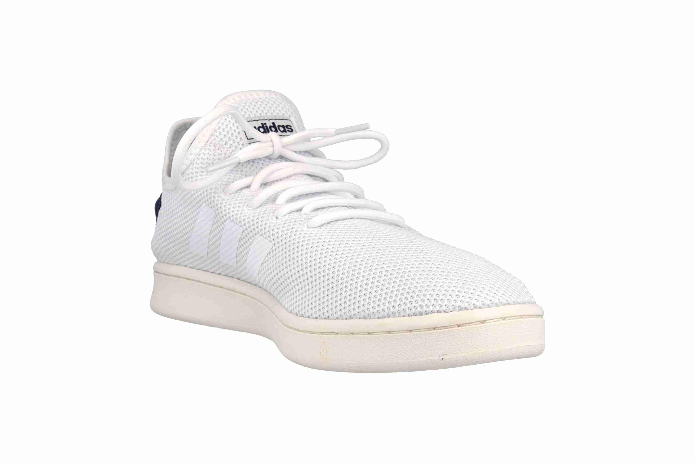 Adidas Court Adapt Sneaker in Übergrößen Weiß F36416 große Herrenschuhe – Bild 5