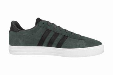 best authentic 25a4e 86c13 Adidas Daily 2.0 Sneaker in Übergrößen Grün F34576 große Herrenschuhe ...