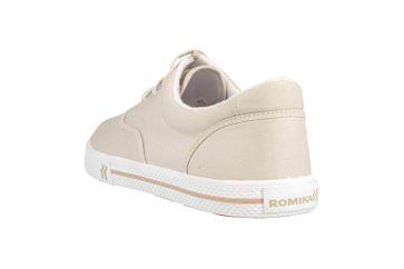 Romika Soling 38 Sneaker in Übergrößen Beige 20038 260 200 große Damenschuhe – Bild 2