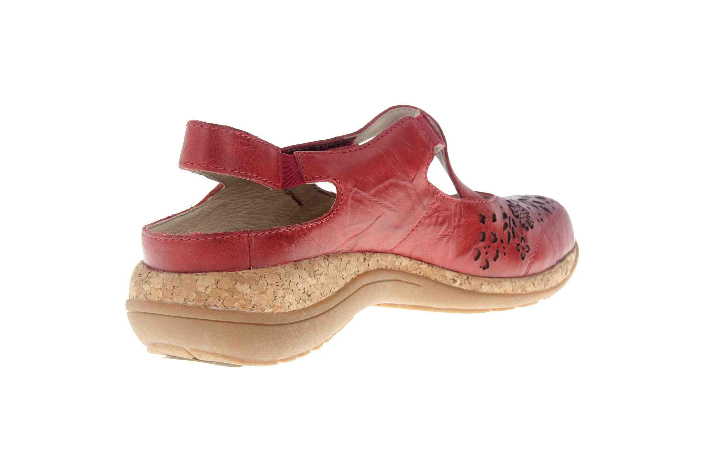 Romika Milla 125 Sandalen in Übergrößen Rot 10185 40 450 große Damenschuhe – Bild 3