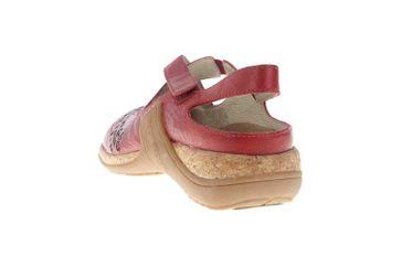 Romika Milla 125 Sandalen in Übergrößen Rot 10185 40 450 große Damenschuhe – Bild 2