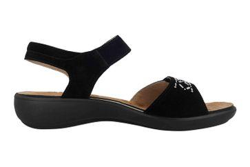 Romika Ibiza 98 Sandalen in Übergrößen Schwarz 16098 27 100 große Damenschuhe – Bild 4