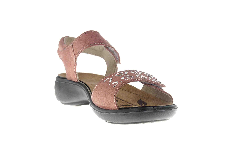 Romika Ibiza 98 Sandalen in Übergrößen Rosa 16098 27 040 große Damenschuhe – Bild 5