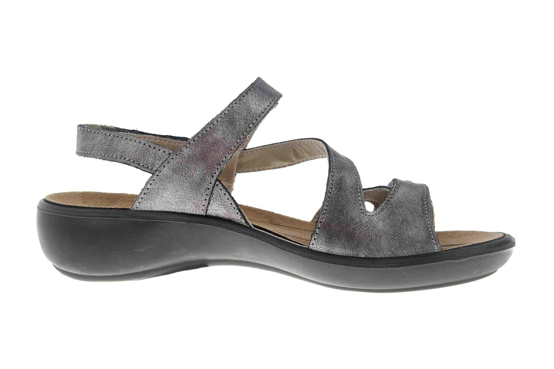 Romika Ibiza 70 Sandalen in Übergrößen Grau 16070 49 700 große Damenschuhe – Bild 4
