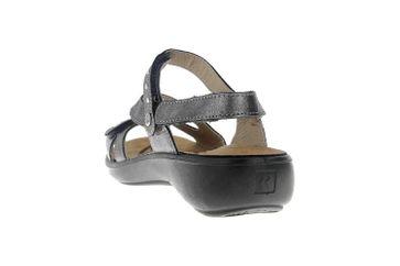 Romika Ibiza 70 Sandalen in Übergrößen Grau 16070 49 700 große Damenschuhe – Bild 2