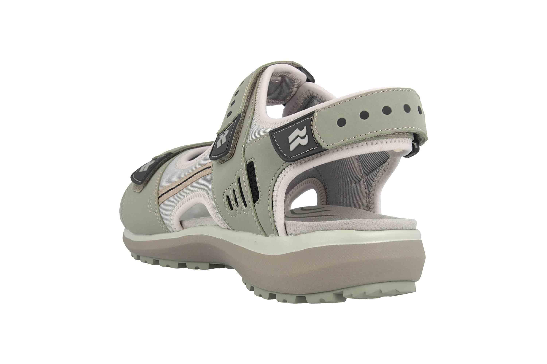 Romika Olivia 02 Sandalen in Übergrößen Grün 78302 78 610 große Damenschuhe – Bild 2