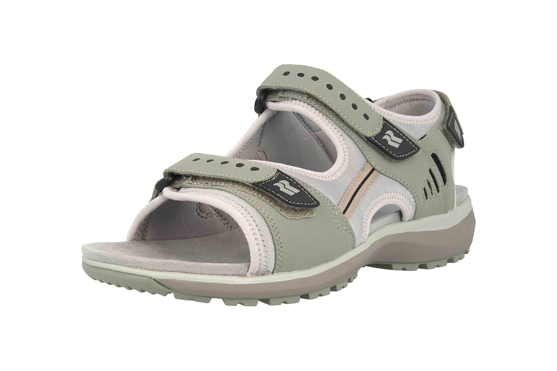 Romika Olivia 02 Sandalen in Übergrößen Grün 78302 78 610 große Damenschuhe – Bild 6
