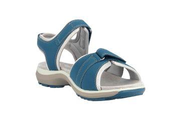 Romika Olivia 07 Sandalen in Übergrößen Blau 78307 78 515 große Damenschuhe – Bild 5
