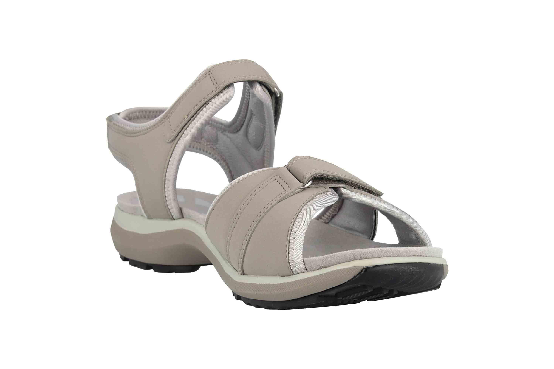 Romika Olivia 07 Sandalen in Übergrößen Grau 78307 78 720 große Damenschuhe – Bild 5