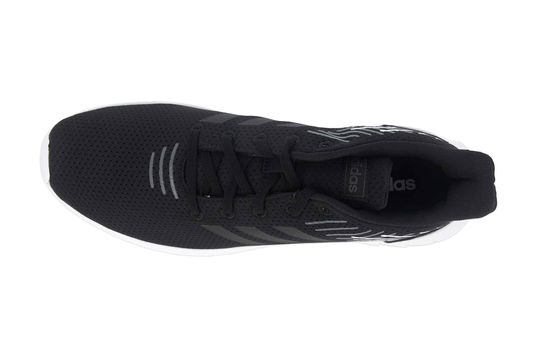 Adidas Asweerun Sneaker in Übergrößen Schwarz F36339 große Damenschuhe