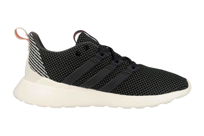 Adidas Questar Flow Sneaker in Übergrößen Schwarz F36308 große Damenschuhe