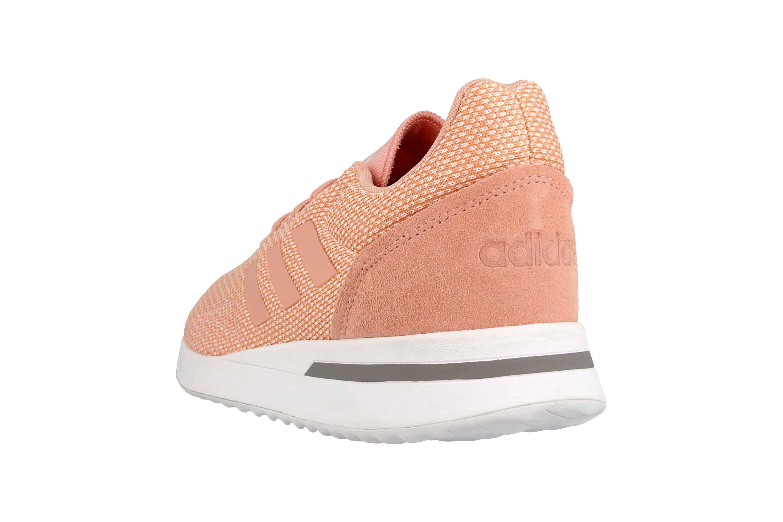 Adidas RUN70S Sneaker in Übergrößen Pink F34341 große Damenschuhe – Bild 2
