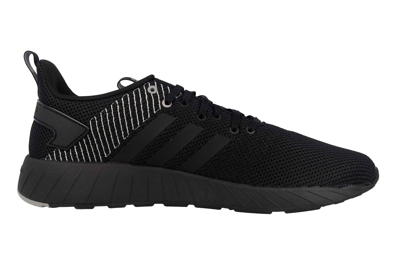 Adidas Questar BYD Sneaker in Übergrößen Schwarz F35040 große Herrenschuhe – Bild 4