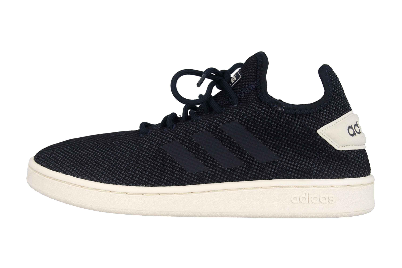 Adidas Court Adapt Sneaker in Übergrößen Blau F36475 große Damenschuhe – Bild 1
