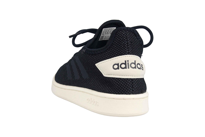 Adidas Court Adapt Sneaker in Übergrößen Blau F36475 große Damenschuhe – Bild 2