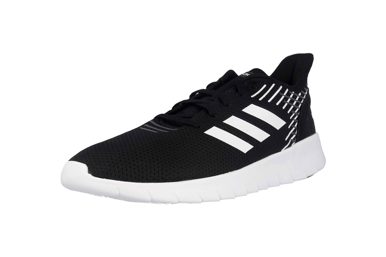 Adidas Asweerun Sneaker in Übergrößen Schwarz F36331 große Herrenschuhe – Bild 6