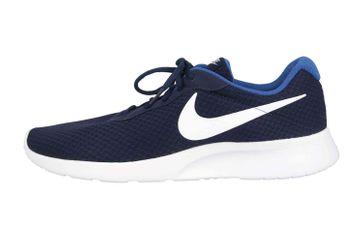 Nike Tanjun Sneaker in Übergrößen Blau 812654 414 große Herrenschuhe – Bild 1