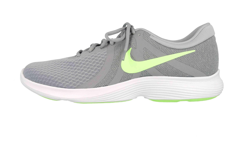 Nike Revolution 4EU Sneakers in Übergrößen Grau AJ3490 016 große Herrenschuhe – Bild 1