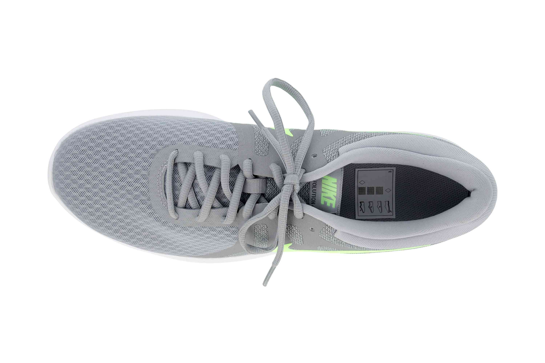 Nike Revolution 4EU Sneakers in Übergrößen Grau AJ3490 016 große Herrenschuhe – Bild 7