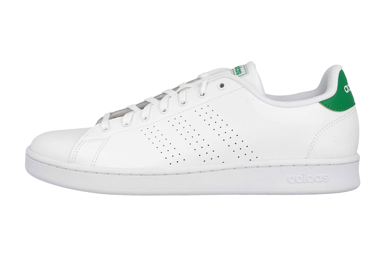 Adidas VS Advantage Sneaker in Übergrößen Weiß F99256 große