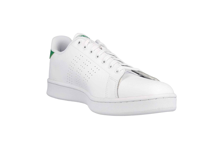 Adidas Advantage Sneaker in Übergrößen Weiß F36424 große Herrenschuhe – Bild 5