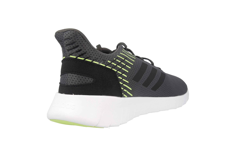 Adidas Asweerun Sneaker in Übergrößen Grau F36994 große Herrenschuhe – Bild 3